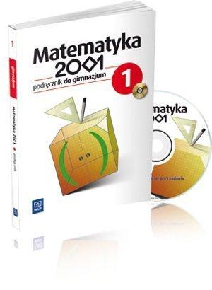 Matematyka 2001 gimnazjum klasa 1 klasa 2 klasa 3 I, II, III sprawdziany klasówki testy prace klasowe